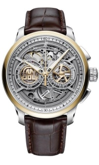 Maurice Lacroix Masterpiece Chronograph Skeleton
