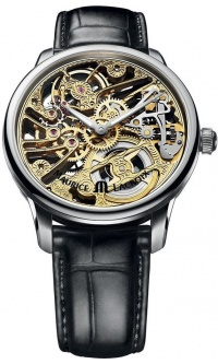 Maurice Lacroix Masterpiece Skeleton Tradition