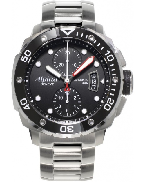 Alpina Seastrong Chronograph Diver 300 Automatic