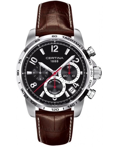 Certina DS Podium Chronograph Valgranges
