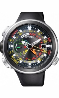 Citizen Promaster Land Altichron Cirrus Eco-Drive