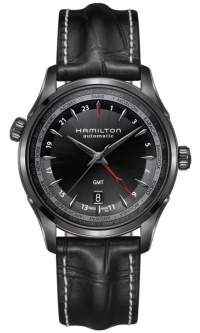 Hamilton Jazzmaster GMT Full Black Limited Edition