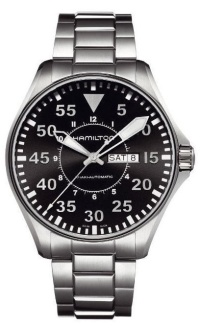 Hamilton Khaki Aviation Pilot Day Date