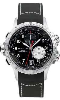Hamilton Khaki Aviation ETO Chrono Quartz