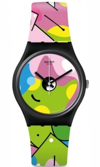 Swatch Image of Graffiti