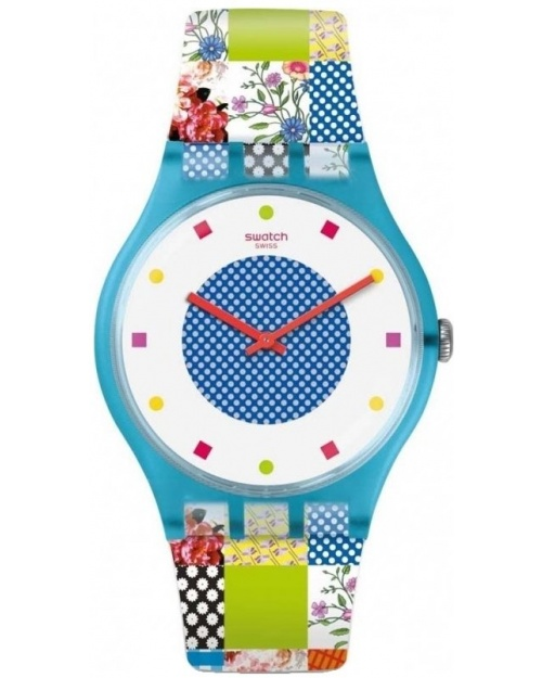 Swatch Quilted Time
