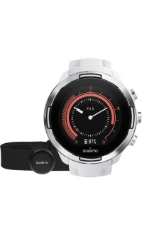 Suunto 9 Baro White with belt