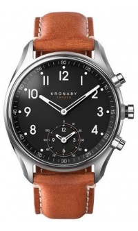 Kronaby Apex 43 Steel