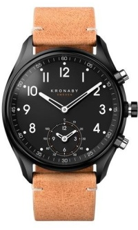 Kronaby Apex 43 Black