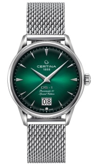 Certina DS-1 Big Date 60th Anniversary Special Edition