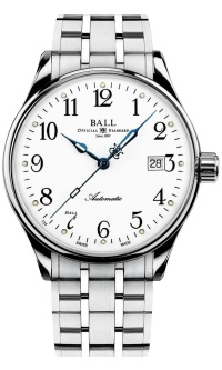Ball Trainmaster Standard Time 135 Anniversary