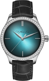 H.Moser & Cie Endeavour Centre Seconds Diamonds Purity