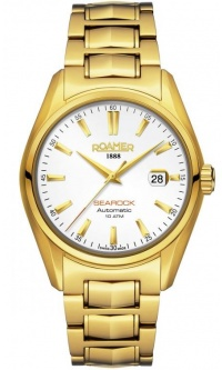 Roamer Searock Automatic Gold