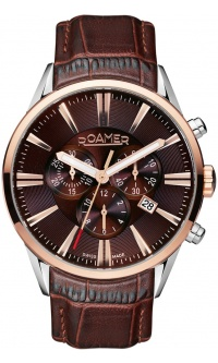 Roamer Superior Chrono Chocolate