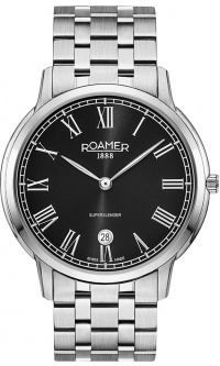 Roamer Superslender Gents Black