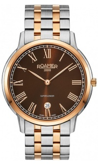 Roamer Superslender Gents Brown