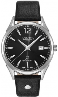 Roamer Swiss Matic Black