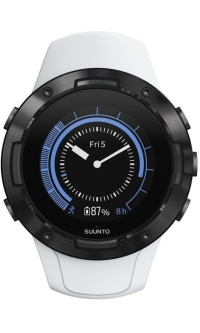 Suunto 5 White/Black