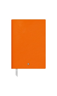 Montblanc Notebook Lucky Orange #146
