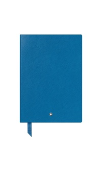 Montblanc Notebook Electric Blue #146