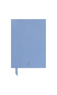 Montblanc Notebook Light Blue #146
