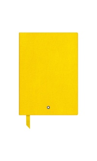 Montblanc Notebook Yellow #146
