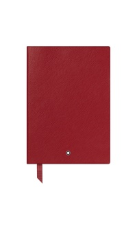 Montblanc Notebook Red #146
