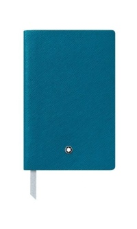 Montblanc Notebook Petrol Blue #148