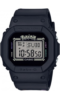 Casio Baby-G 25th Anniversary Pokémon Limited Edition