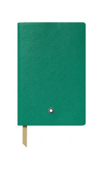 Montblanc Notebook Emerald Green #148