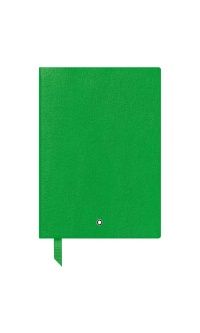 Montblanc Notebook Green #146